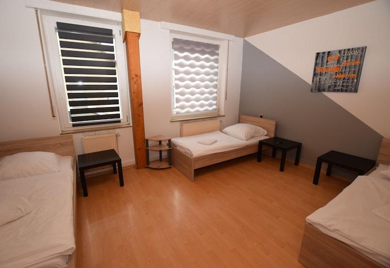 AB 公寓酒店 01 - 近梅賽德斯賓士博物館, 斯圖加特, 公寓, 多間臥室 (01-00), 客房
