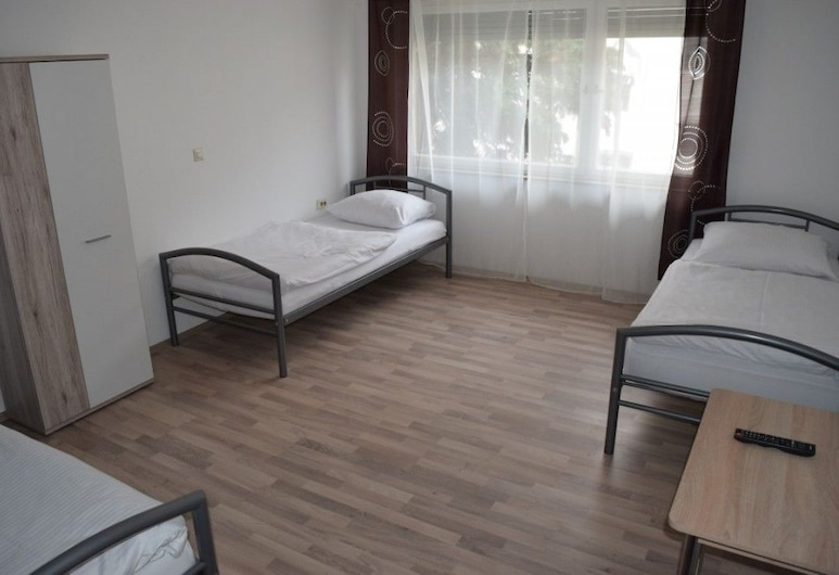 AB Apartment 45, Stuttgart, Íbúð - 3 svefnherbergi (45-00), Herbergi