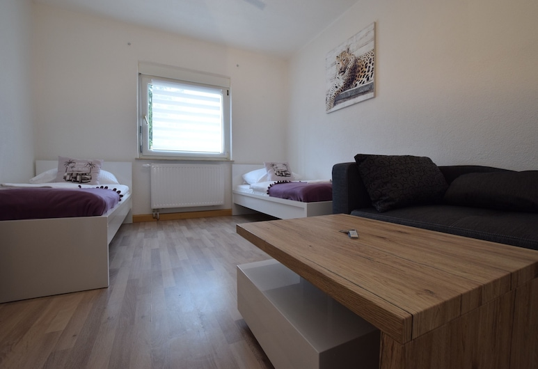 AB Apartments - Apartments Terrotstrasse, Stuttgart