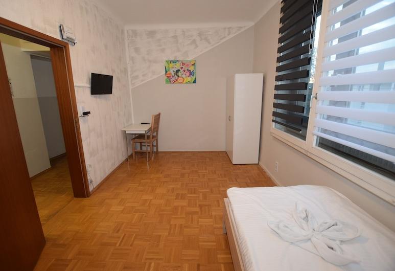 AB Apartment 38, Stuttgart, Herbergi
