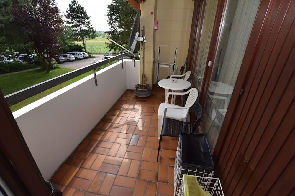 apartman, 2 hálószobával (39-00) - Erkély
