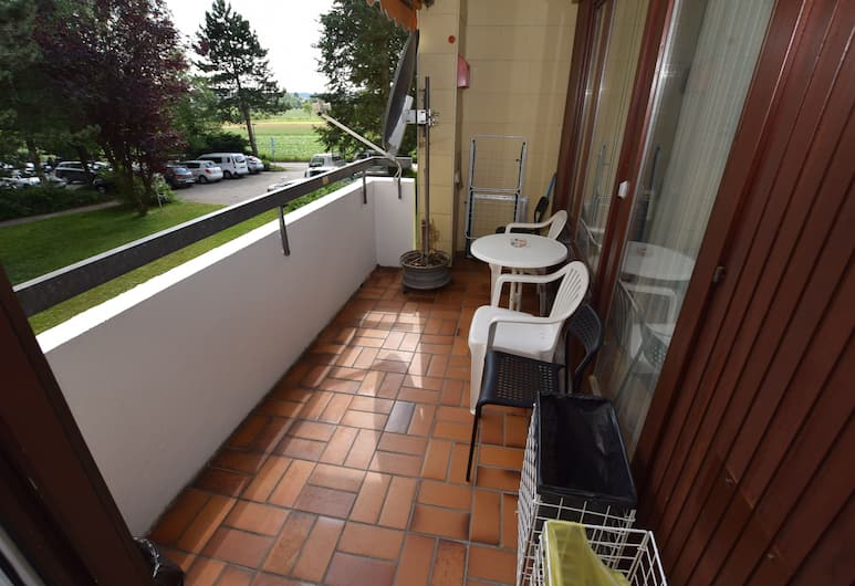 AB Apartment 39, Stuttgart, Apartment, 2 Bedrooms (39-00), Balcony