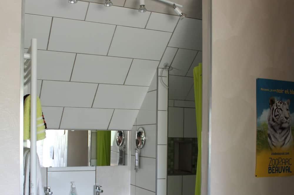 Dvojlôžková izba typu Comfort (Verte) - Kúpeľňa