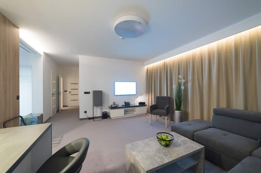 Luxury Apartment, Multiple Beds, Non Smoking - Room