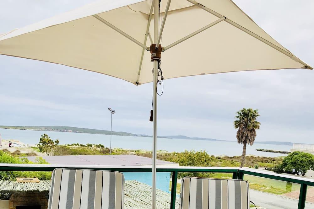 Honeymoon Oda, 1 En Büyük (King) Boy Yatak, Okyanus Manzaralı - Balkon