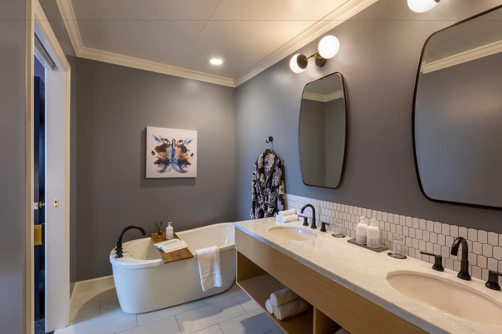 Пентхаус, 2 спальни - Ванная комната