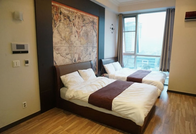 Luxury Loft and Free wifi egg, Seulas, Luxury Loft and Free wifi egg, Kambarys