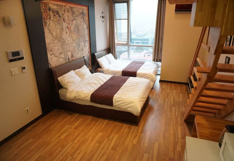 Luxury Loft and Free wifi egg, Seoul