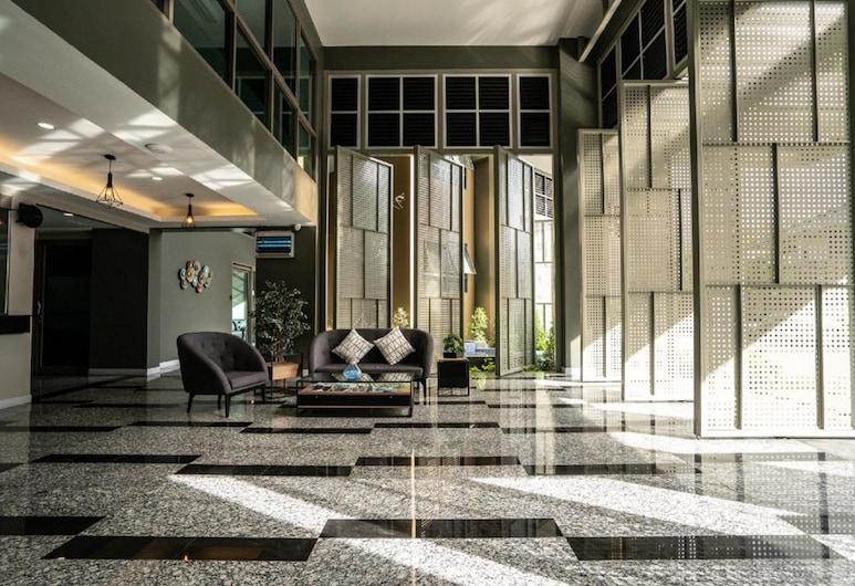 ONPA Hotel & Residence Bangsaen, Chonburi, Lobi