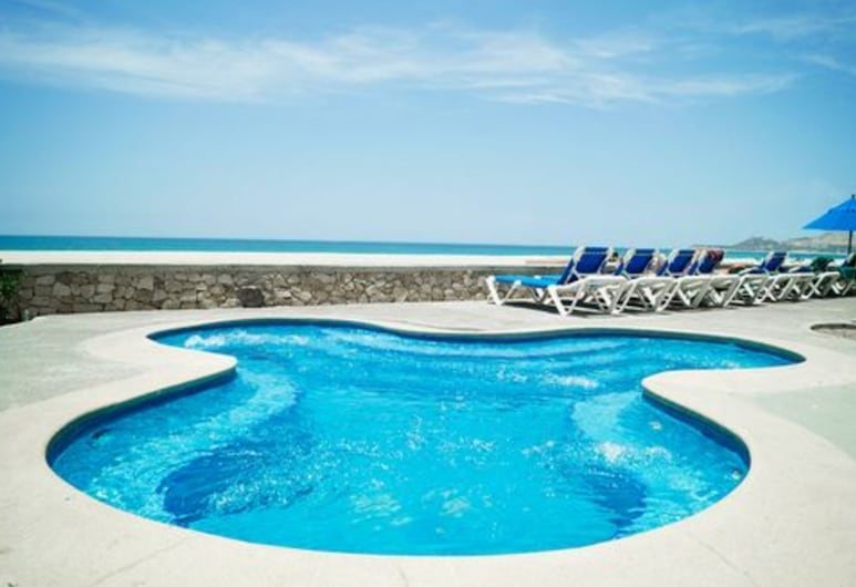 Club Solaris Los Cabos - All Inclusive, San José del Cabo, Piscine en plein air