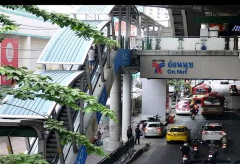 スクンビット 50 ホステル, バンコク, 外装
