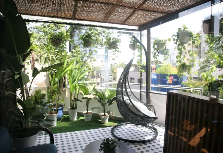 HoLo Ben Thanh Saigon Serviced HomeStay, Ho Chi Minh City, Suite, Terrace, Terrace/Patio