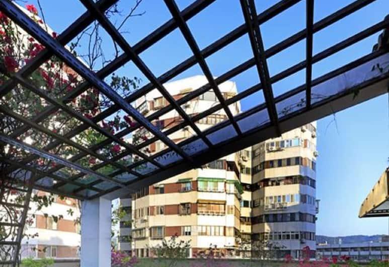 麗敦精緻旅店, 台北市, 露台