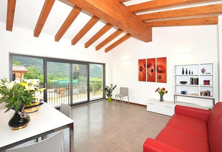 特里福蒂農莊酒店, 埃里沃利韋羅內塞, 家庭公寓, 客廳