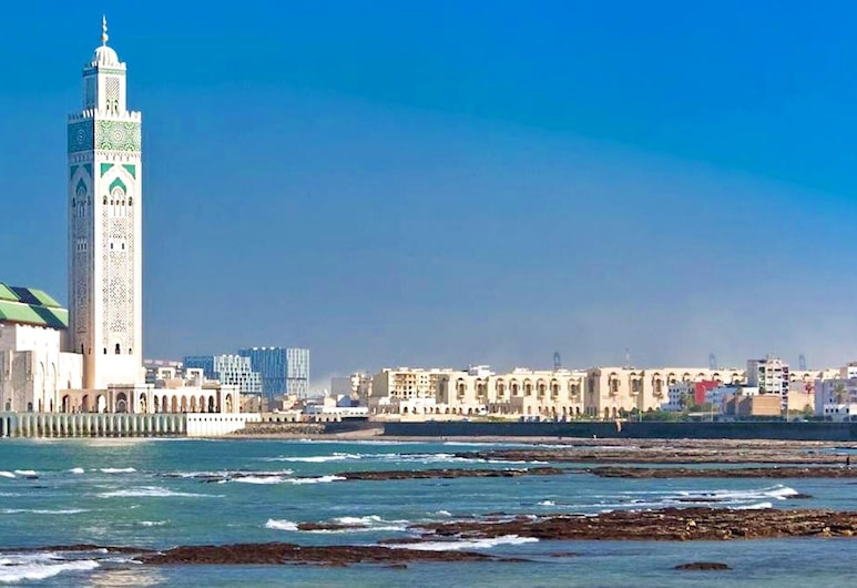 Apartment With 3 Bedrooms in Casablanca, With Balcony - 7 km From the Beach, Casablanca, Vista spiaggia/mare
