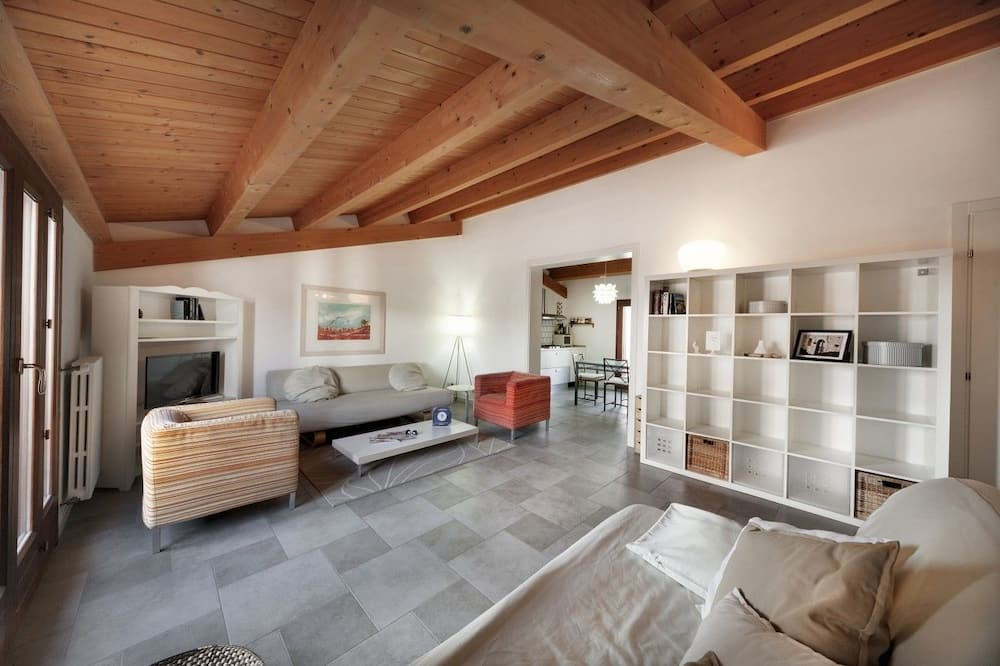 Departamento superior, 2 habitaciones - Sala de estar