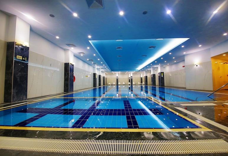 西拉斯溫泉渡假村及水療中心, Ladik, 室內游泳池
