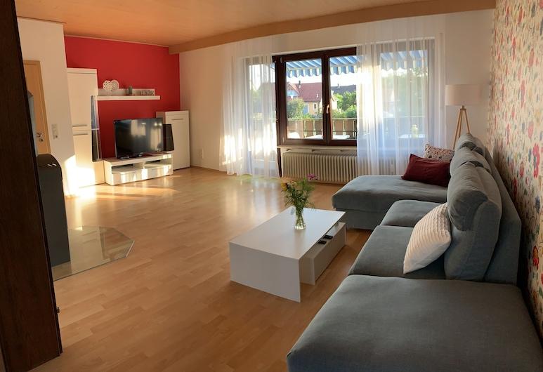 Kaiser Fewo, Neusitz, Departamento, baño privado (Apartment Wilhelm), Habitación