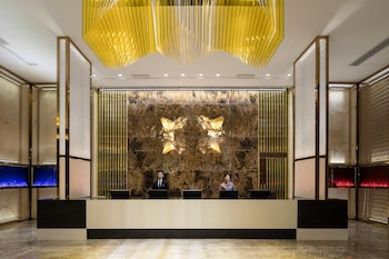 Fotografia do Headquarter International Hotel em Guangzhou