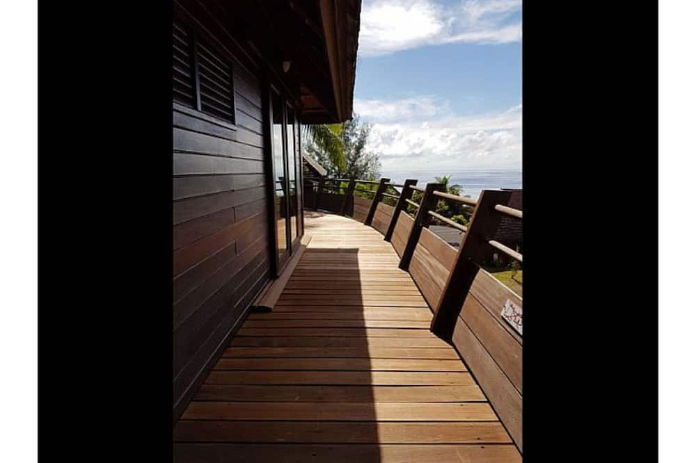Vila, 2 spavaće sobe, za nepušače - Balkon
