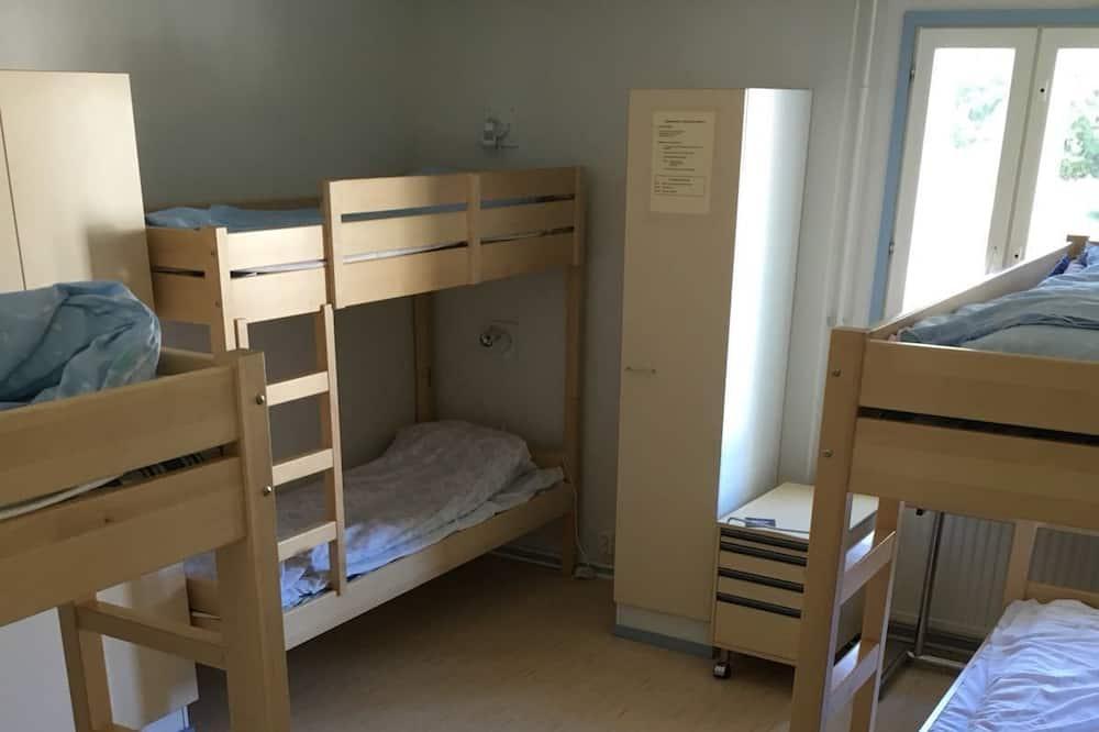 Economy - neljän hengen huone, Useita sänkyjä, Esteetön - Pääkuva