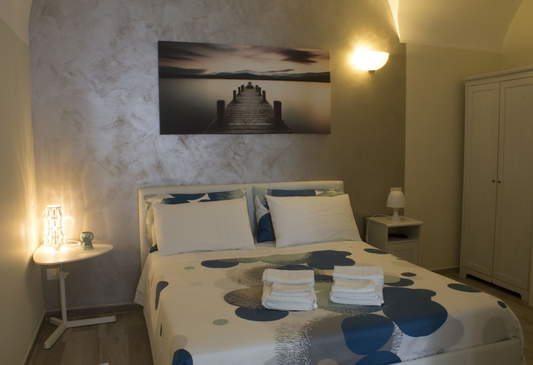 Welcome Dimora, Polignano a Mare, Deluxe Double Room, Guest Room
