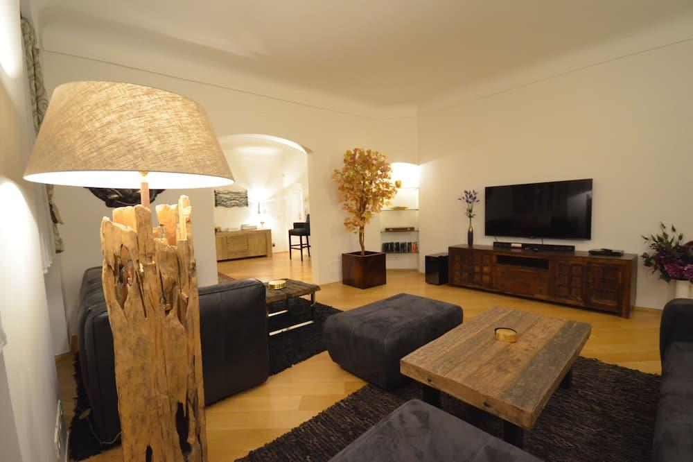 奢華公寓 - 客廳