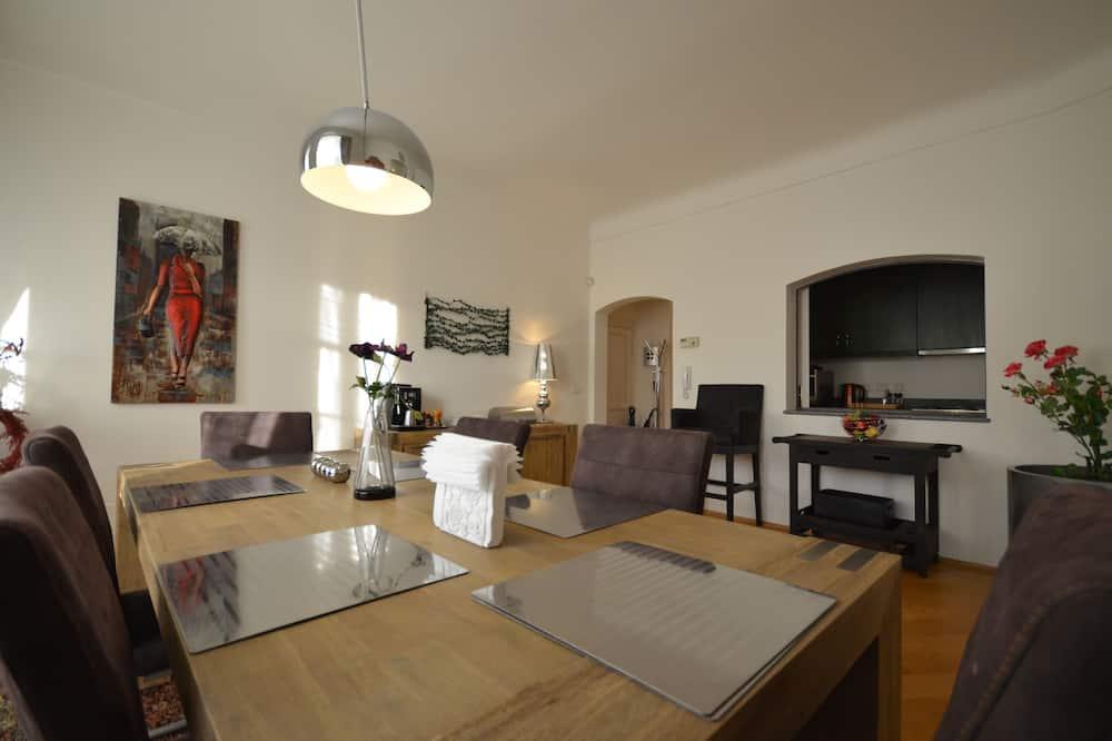奢華公寓 - 客房餐飲服務