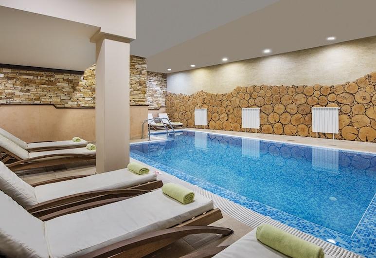 Royal Park Hotel & Apartments, Bansko, Baseinas