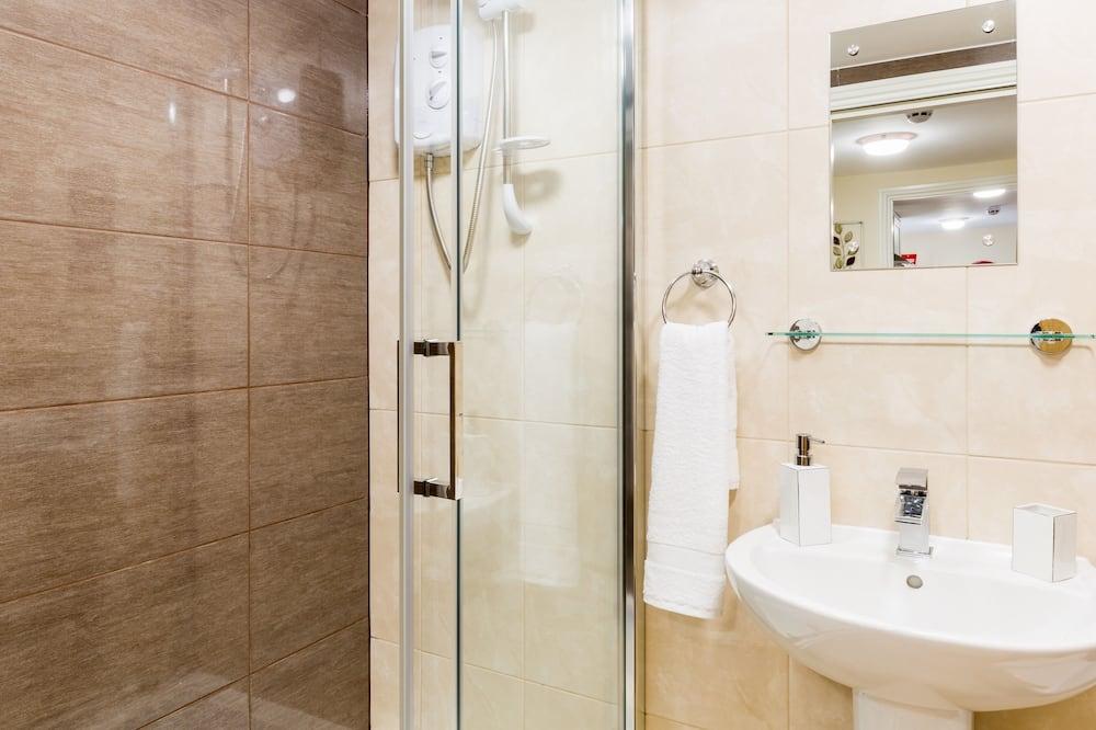Apartmán, súkromná kúpeľňa - Kúpeľňa