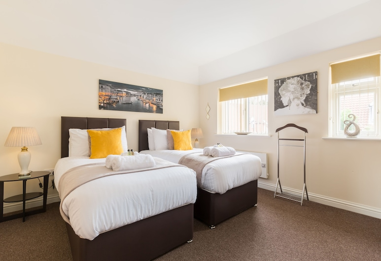 Stayford Apartments - Meriden - Near NEC, Solihull, Apartment, Private Bathroom, Miscellaneous