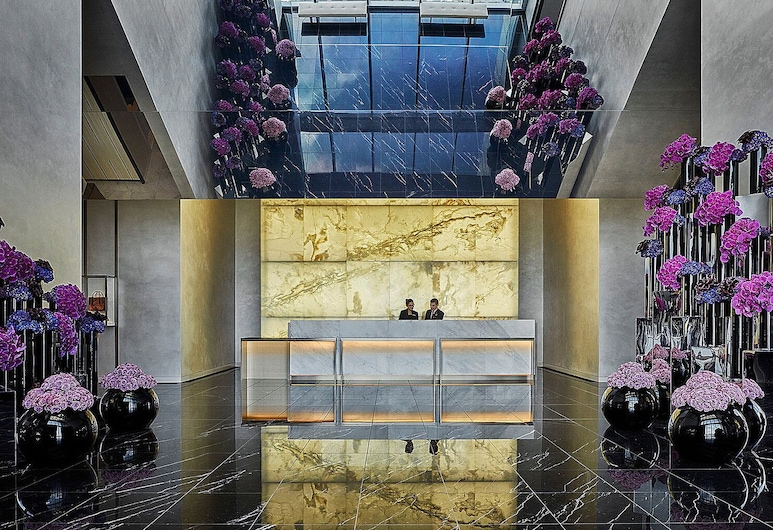 Four Seasons Hotel Philadelphia at Comcast Center, Philadelphia