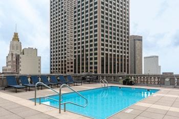 新奥爾良西貝爾尼亞大樓阿弗雷德住宿酒店的圖片