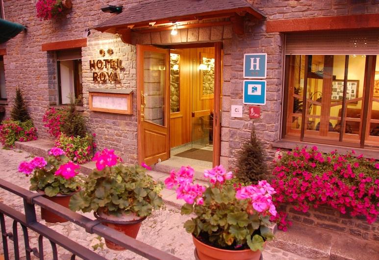 Hotel Roya, Espot, Reception
