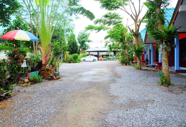 彭潘度假村, 蘇梅島, 住宿範圍