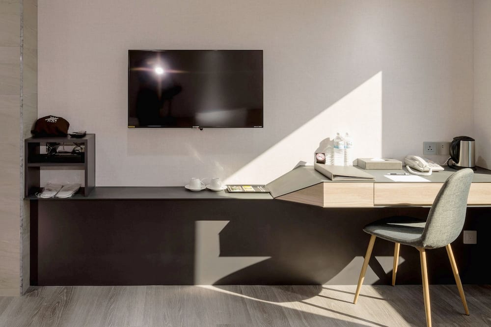 Small Double Room - Living Area