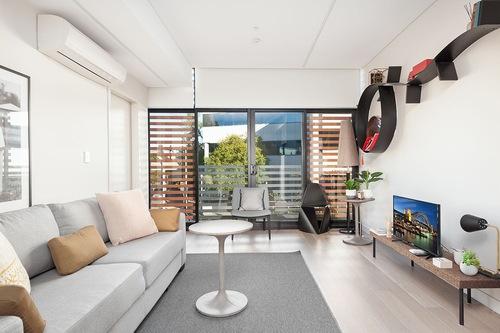 嶄新風格新鎮公寓