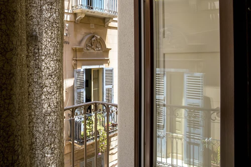 Apartmá, dvojlůžko (180 cm) - Balkón