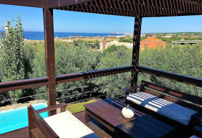 Best Villa in Manantiales, إل تشورو, شُرفة