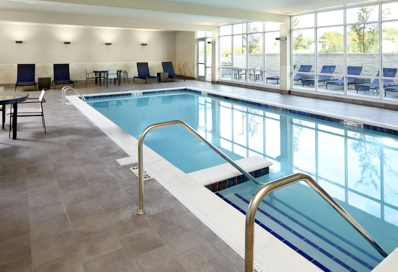 TownePlace Suites by Marriott Columbus Easton Area, Columbus, Indoor Pool