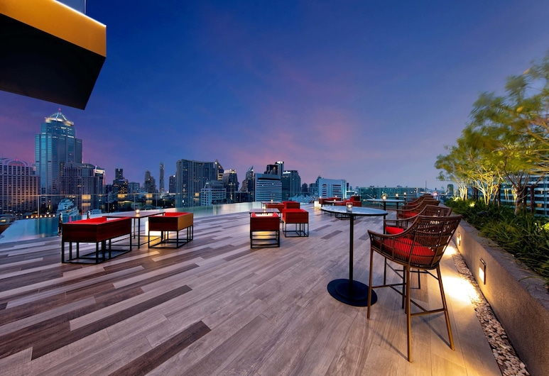 ibis Styles Bangkok Sukhumvit 4, Bangkok, Terrace/Patio