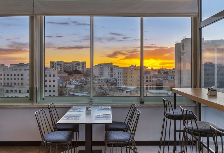 ibis Styles Jerusalem City Center - An AccorHotels Brand, Jerusalem, Hotel Bar