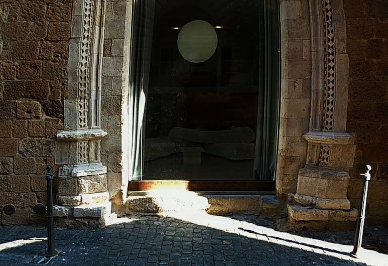 Orvieto Templari Suite, Orvieto, Fassade der Unterkunft