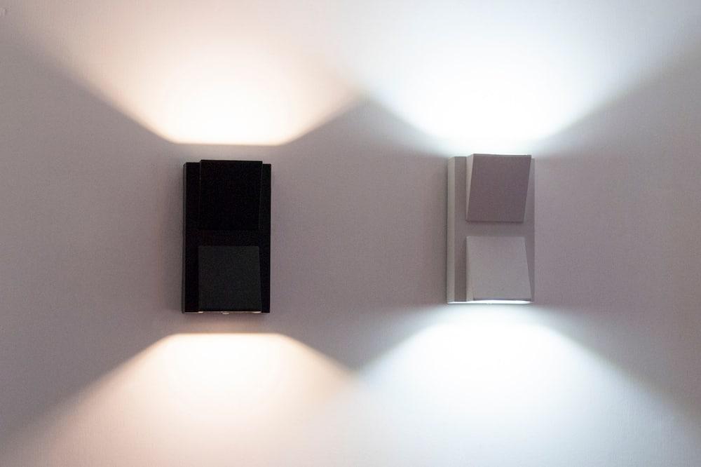غرفة مزدوجة أو بسريرين منفصلين - منظر للتل - غرفة نزلاء