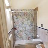 Rodinná izba, 2 spálne, výhľad na mesto (Verbena) - Kúpeľňa