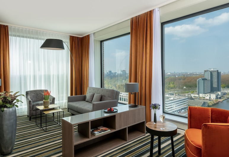 阿姆斯特丹萊昂納多皇家酒店, 阿姆斯特丹, 皇室套房, 客房