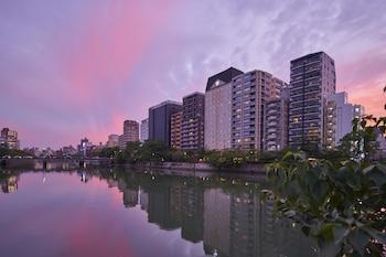 A(z) The Royal Park Hotel Hiroshima RiverSide hotel fényképe itt: Hiroshima