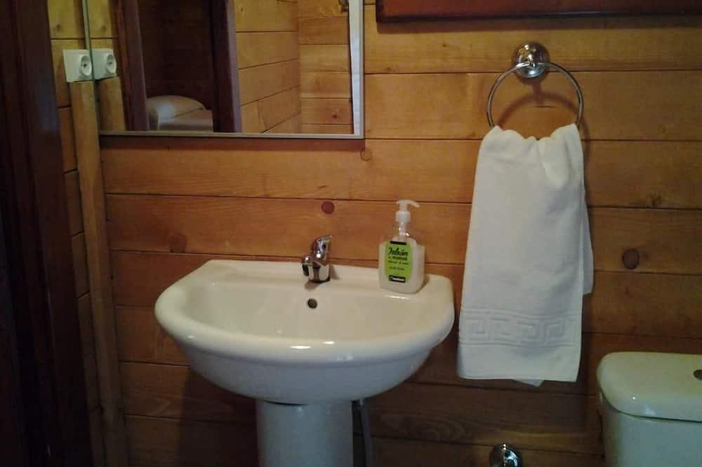 Family Μπανγκαλόου - Νιπτήρας μπάνιου