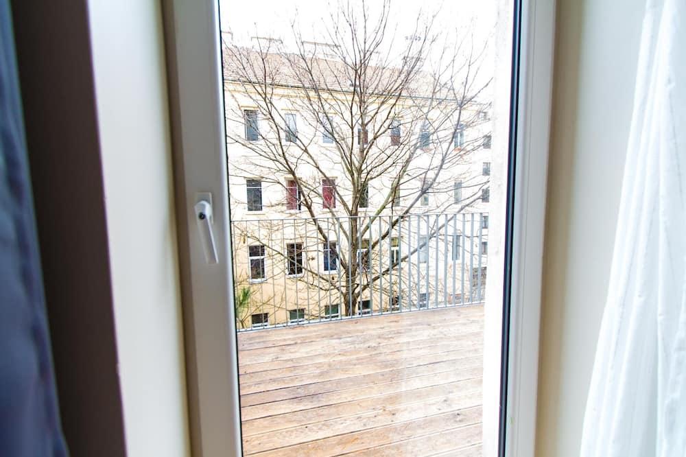Сімейні апартаменти (incl. final cleaning fee 35 EUR) - Тераса/внутрішній дворик
