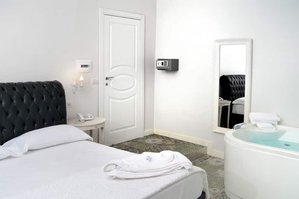 Suite Royal, sauna - Vasca idromassaggio privata
